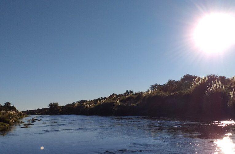 La semana en San Luis comienza con temperatura casi primaveral