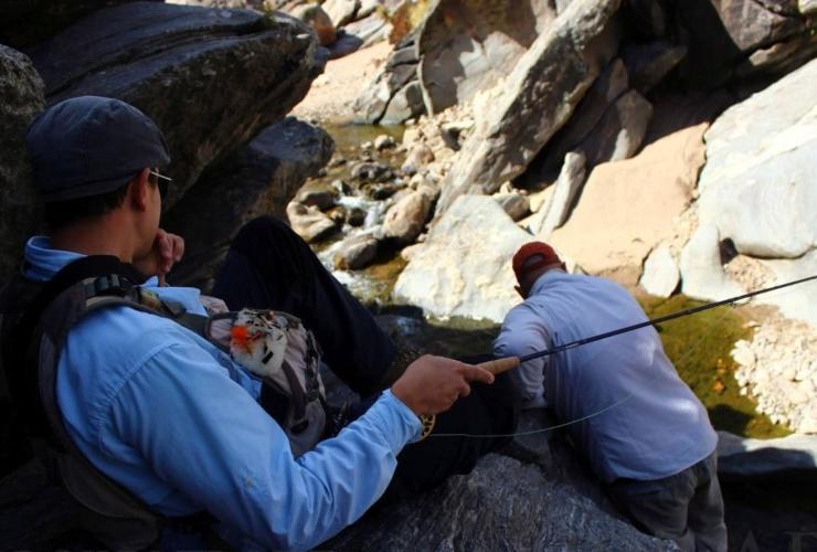 En septiembre comienza la veda para la pesca de pejerrey