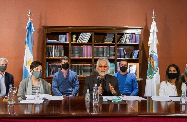 Por nuevos casos positivos de coronavirus, disponen medidas para la ciudad de San Luis y el gran San Luis