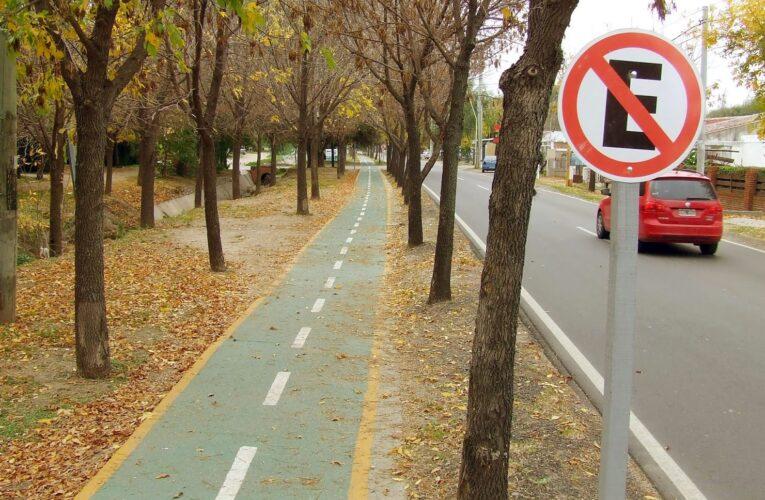 Diputados proponen al Gobierno que construya una ciclovía desde la ciudad de Juana Koslay hasta Potrero de los Funes