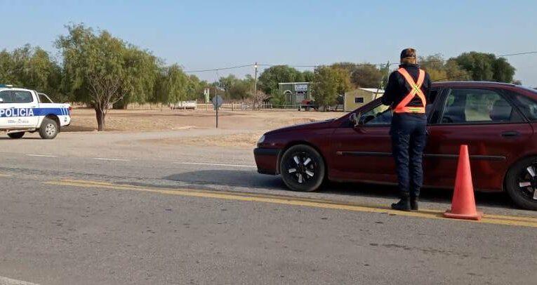 La Policía realizó operativos de prevención en los departamentos Ayacucho y Belgrano