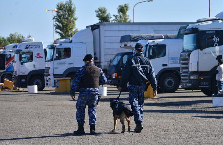 Familiares de transportistas reclaman condiciones de trato dignas al gobierno de San Luis