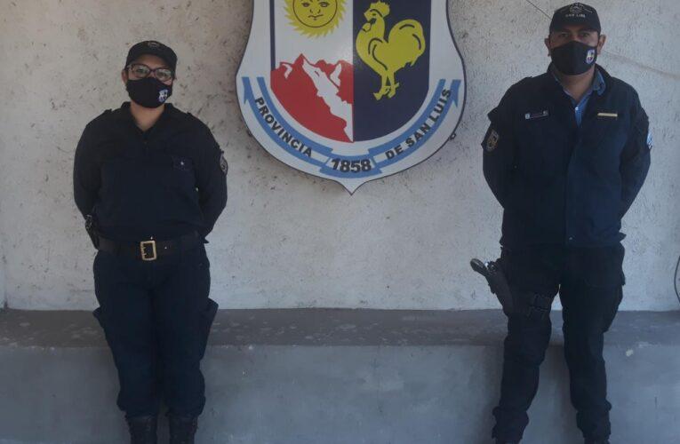 Villa Mercedes: policías le salvaron la vida a un niño