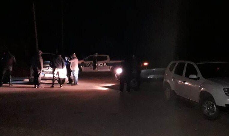 La Punilla: sorprendieron a tres hombres que se reunieron en un camino ilegal