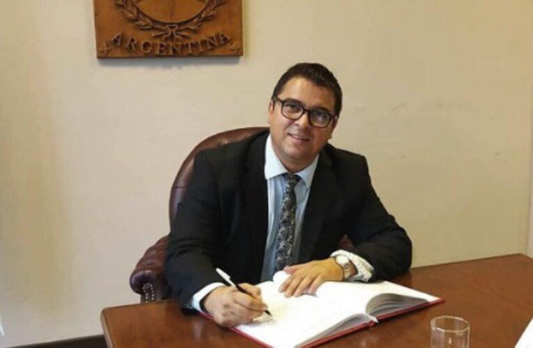 Ordenan el procesamiento y la prisión preventiva para el senador Ariel Rosendo