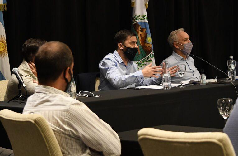 Ruralistas y Gobierno consensuan protocolos
