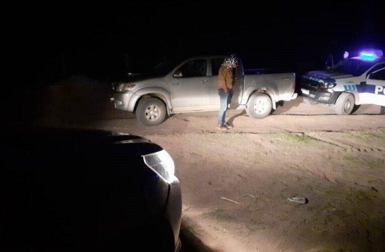 Demoraron a cuatro personas que ingresaron ilegalmente a San Luis