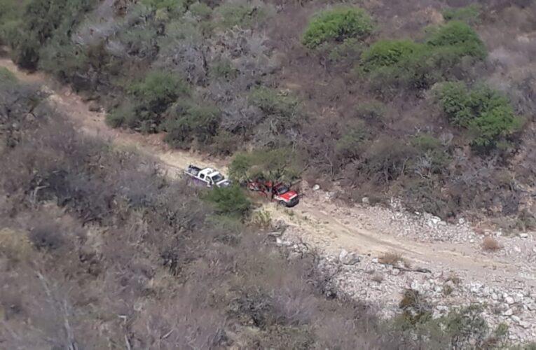 Siguen activo incendios en Luján, La Carolina y San Martín