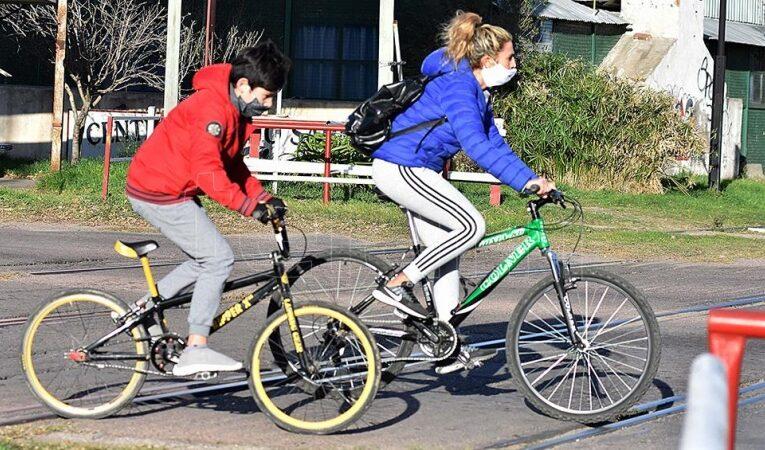 """Proponen modificar la Ley de Tránsito por un """"Ciclismo Seguro"""" para todos los usuarios"""