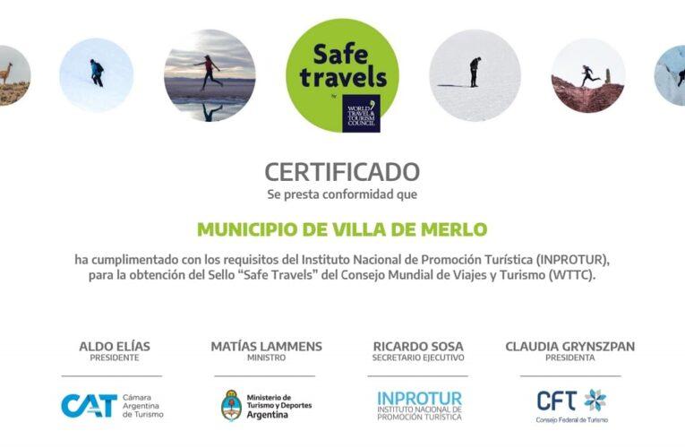 Además de San Francisco, otras ocho localidades recibieron el sello Safe Travels