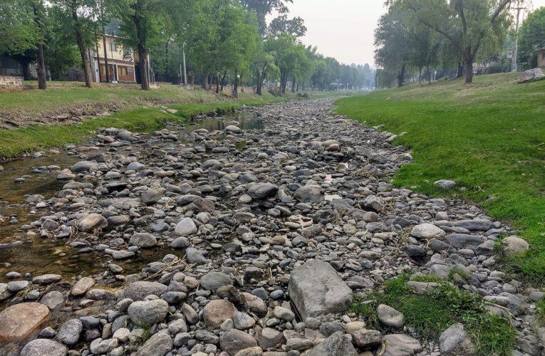 Declararon la emergencia hídrica en El Trapiche