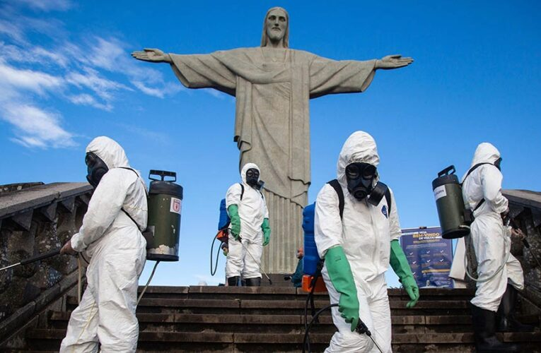 Brasil reportó el primer caso comprobado de reinfección de coronavirus