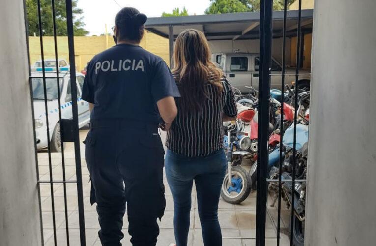 Merlo: Enviaron a la cárcel a una mujer que sustrajo bienes de varios automóviles