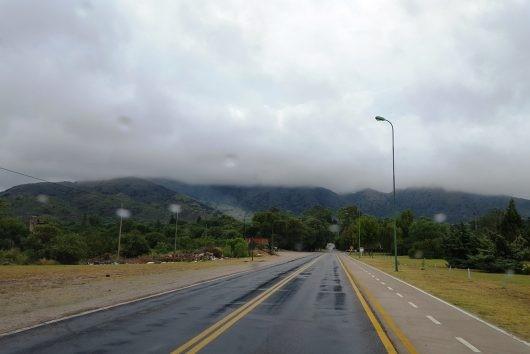Pronostican un fin de semana gris, fresco y con probables lluvias