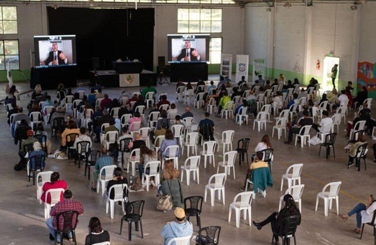 El Trapiche: Comenzó el 1re. Congreso Integral sobre Cannabis Medicial