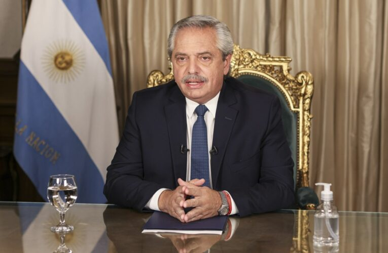 Alberto Fernández extendió por 15 días la vigencia de las medidas del DNU actual