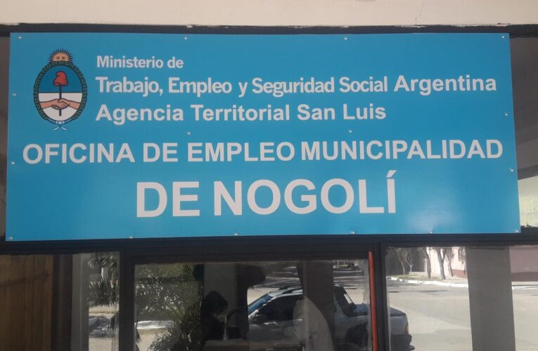 La Agencia Territorial de Empleo delegación Nogolí ya cuanta con 30 beneficiados