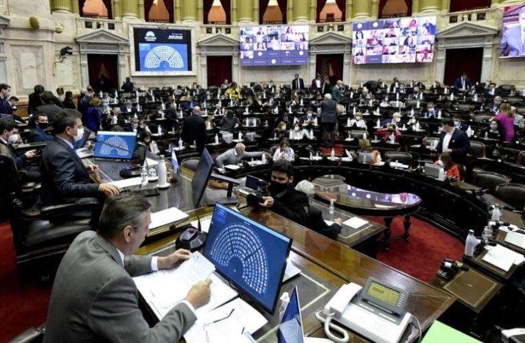 Diputados aprobó el proyecto que reduce las tarifas de gas en zonas de baja temperatura