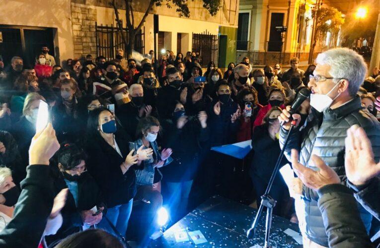 PASO 2021: Claudio Poggi se quedó con el triunfo provincial