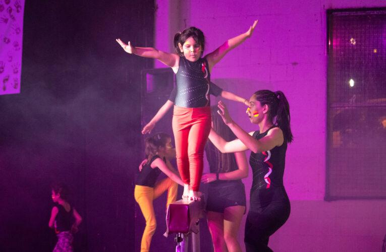 El Trapiche tuvo su 1° Gala de Gimnasia Artística