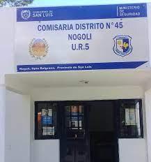 Nogolí: Policía investiga confuso hecho entre tres menores