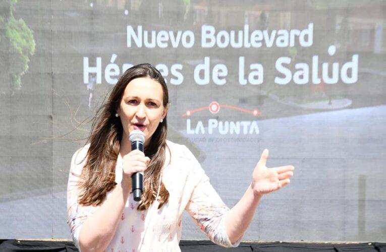 La Punta: Comenzó la obra del Paseo para Homenajear a los Héroes de la Salud